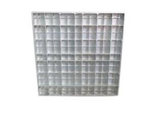 鑄鋁防靜電地板正面