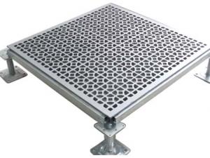 碳鋼鋁通風防靜電地板